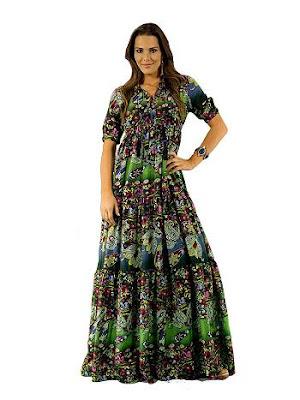 Vestidos Ciganos