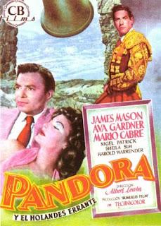 Pandora y el Holandés Errante