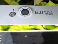 Iconia kamera