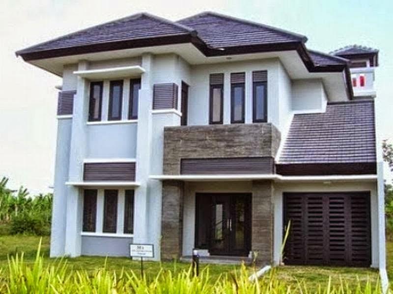 model rumah minimalis perkotaan 6