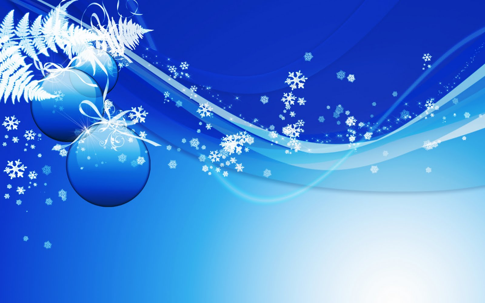 Template background image with christmas snowflakes design background