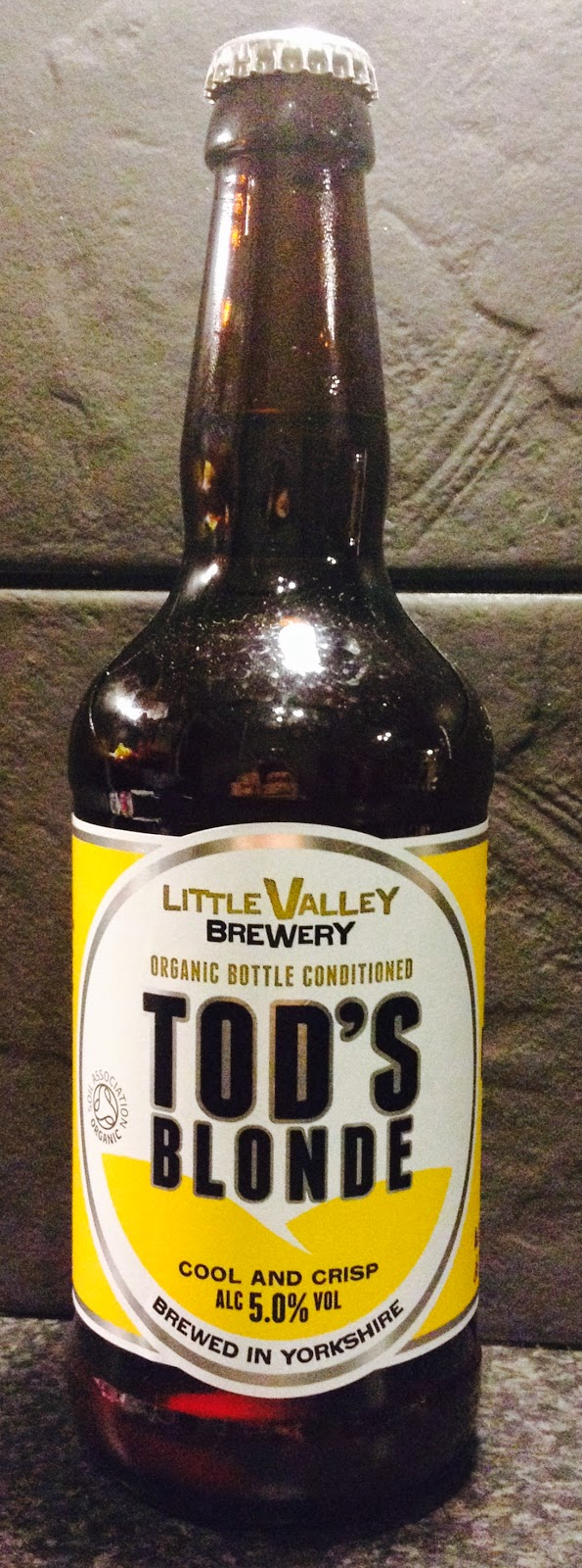Tods Blonde (Little Valley Brewery)