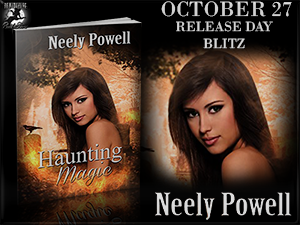 Haunting Magic Release Day Blitz