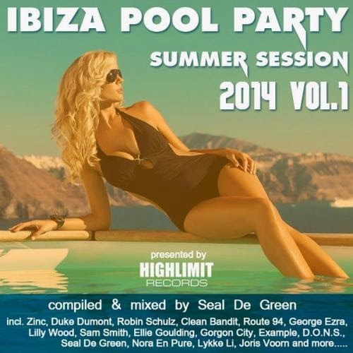 Download – Ibiza Pool Party 2014 Vol.1, Compiled By Seal De Green