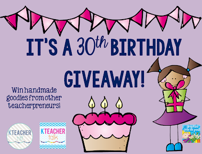 http://kteachertiff.blogspot.com/2014/08/a-30th-birthday-giveaway.html