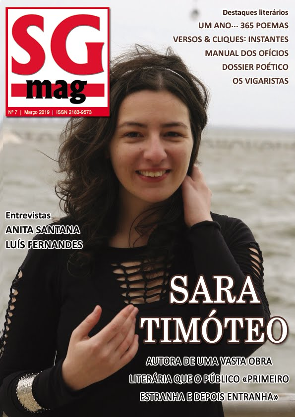 Dirigi e Editei o sétimo número da revista SG MAG, com 324 páginas