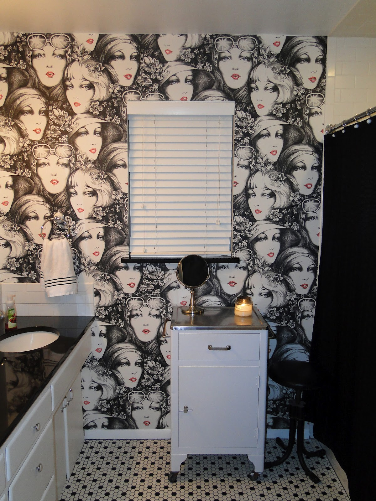 black amp white victorian wallpaper joy studio design