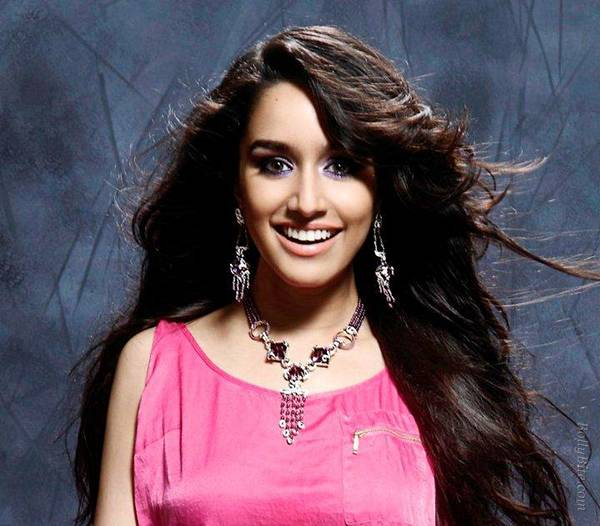 Shraddha Kapoor Adorn Magazine Scans