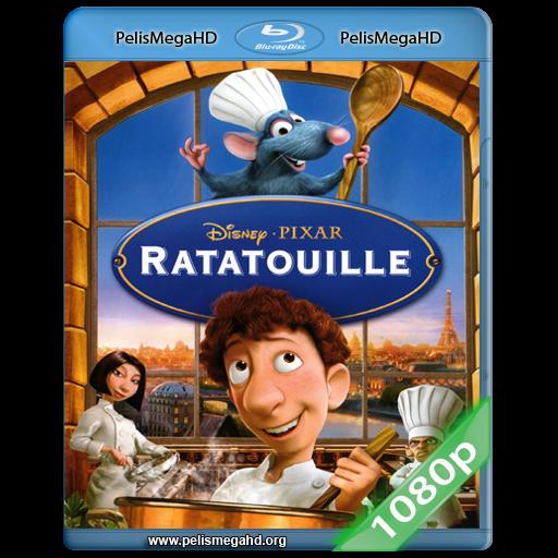 RATATOUILLE (2007) 1080P HD MKV ESPAÑOL LATINO