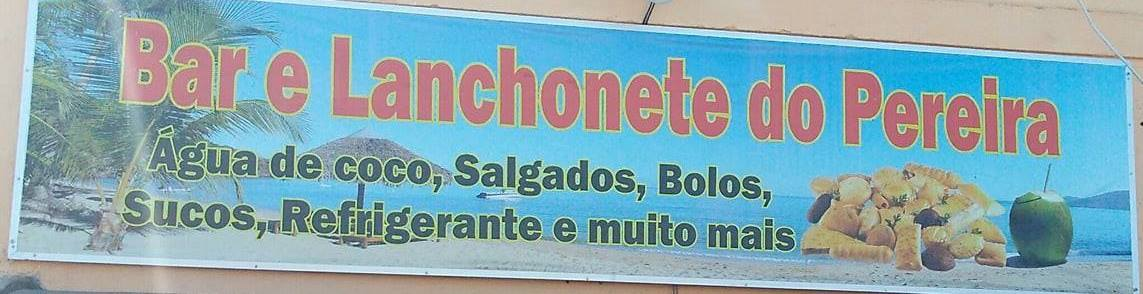 BAR E LANCHONETE DO PEREIRA