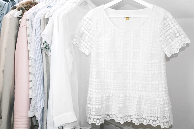 Katherine Penney Chic Blogger Weekend Life Photography Clothes Style Fashion New White Minimal