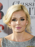 Katherine Jenkins Classic Brit Awards at the Royal Albert Hall in London
