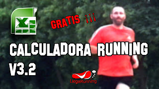 excel para correr