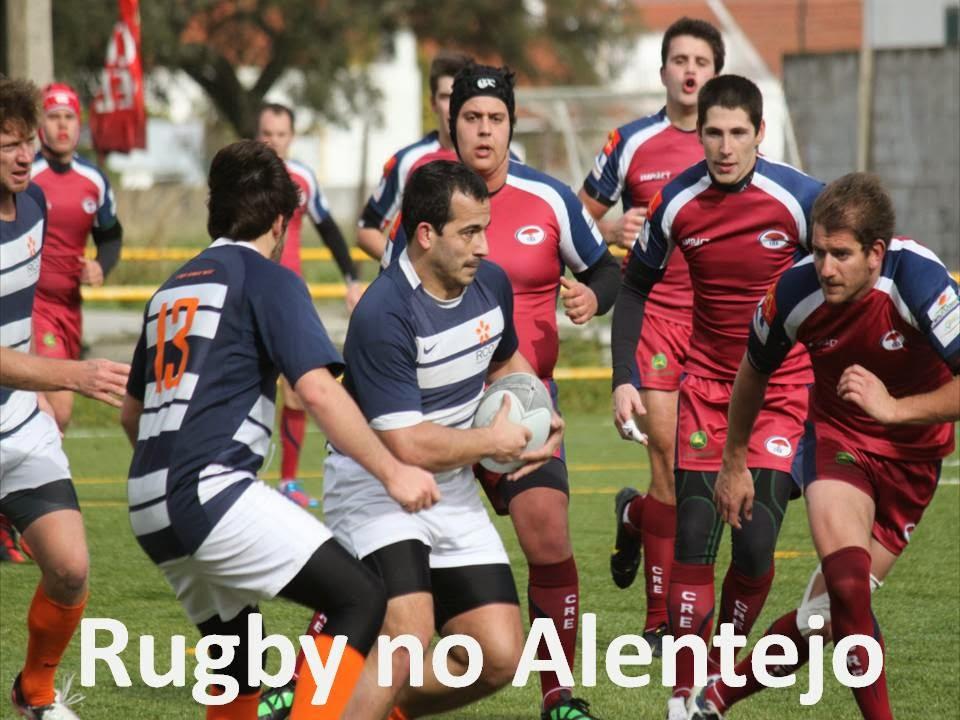 Rugby no Alentejo