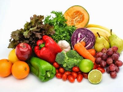 10 Jenis Sayur dan Buah yang Paling Tercemar