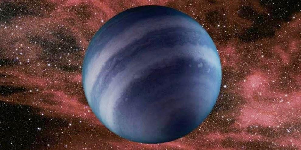 Descoberta revela que anã marrom fora do sistema solar tem nuvens de água