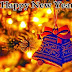 Happy New Year Shayri/Wallpaper In Hindi