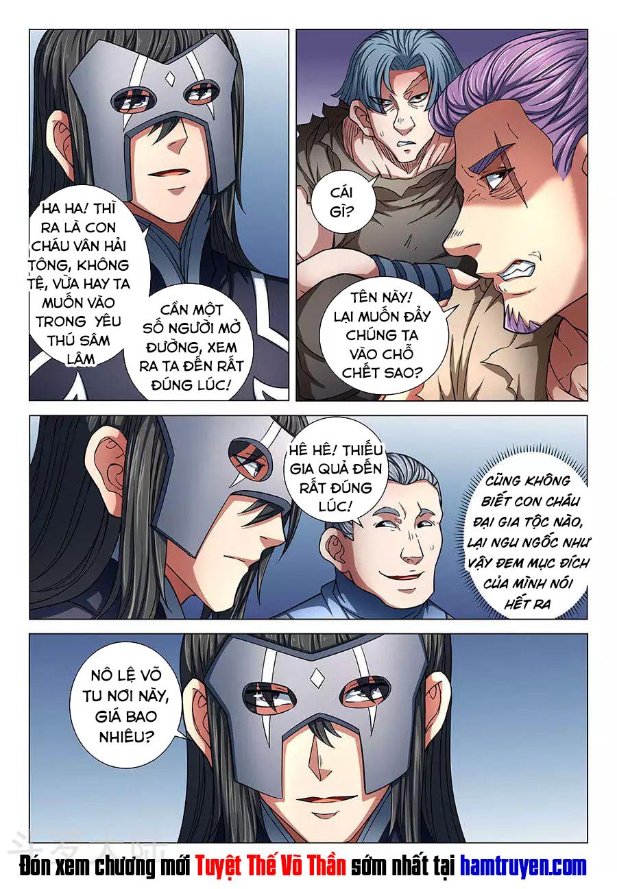 Tuyệt Thế Võ Thần chap 251 - Trang 9