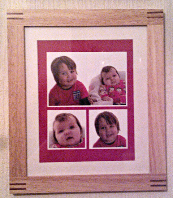Photo Collage Baby girl toddler boy frame