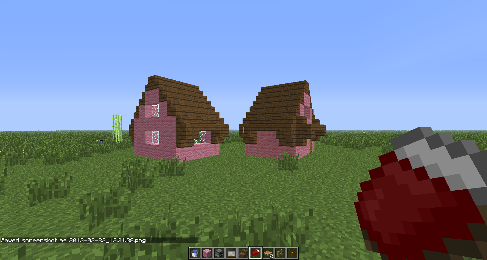 Minecraft Small House Ideas : Small Minecraft House Ideas Yes, this doll house design