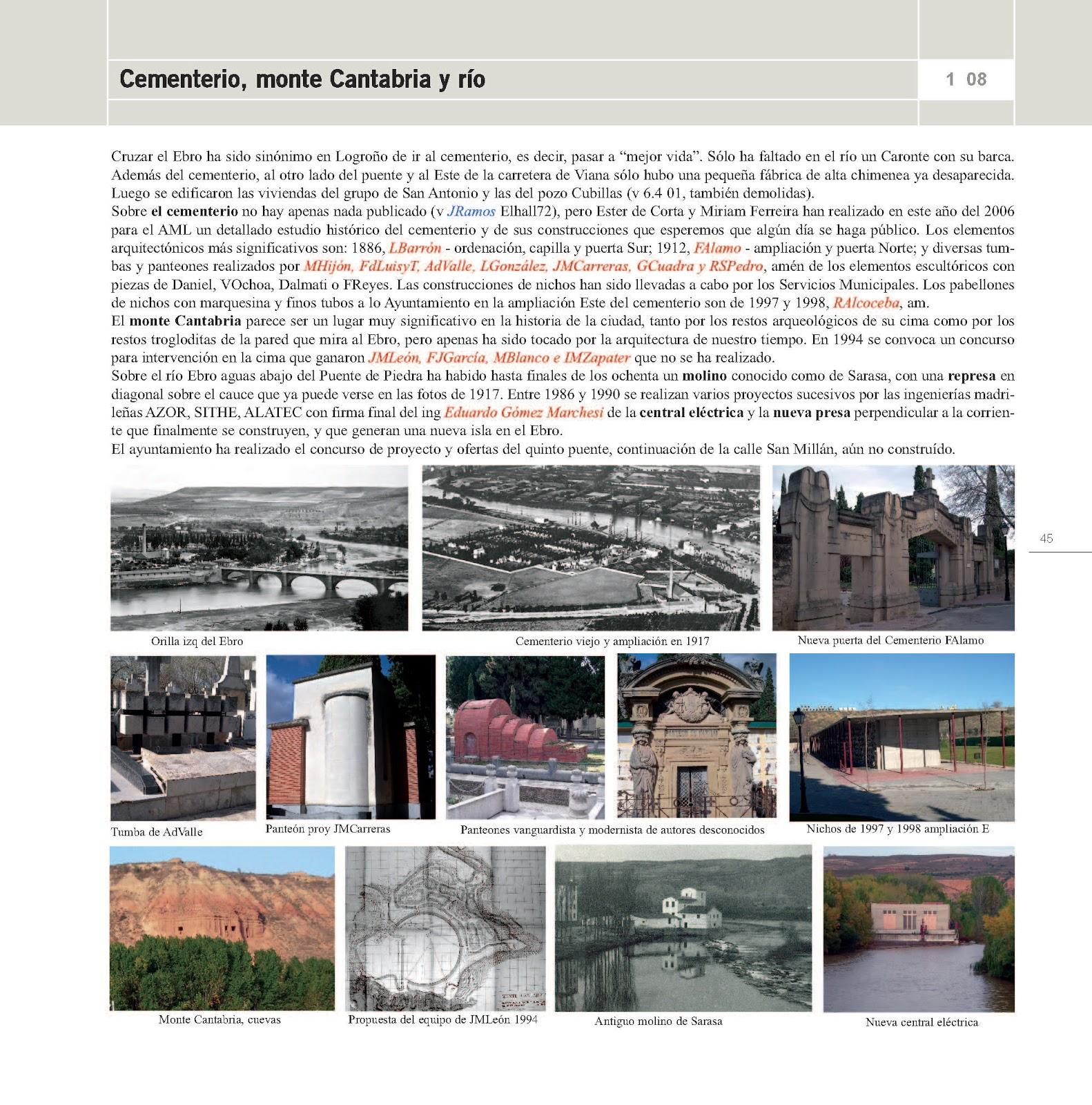 Guia De Arquitectura De Logro O Paginas Cementerio