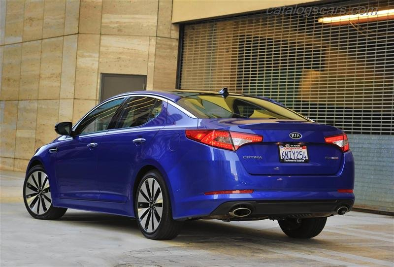 ��� ����� ��� ������� 2013 - ���� ������ ��� ����� ��� ������� 2013 - Kia Optima Photos
