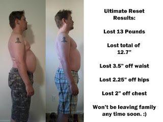 Amazing Ultimate Reset Results Paul Christensen The Wellness Reset
