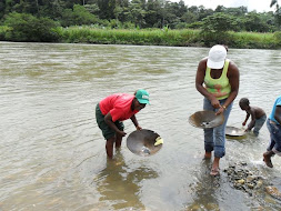 Minería en Timbiquí