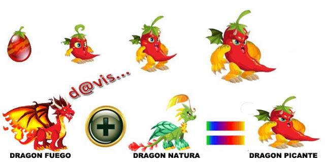 Como obtener Dragón Picante