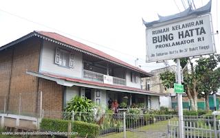 Museum Rumah Bung Hatta Rental Mobil Padang
