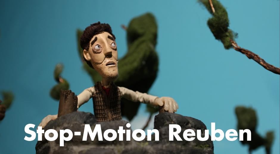 Stop Motion Reuben