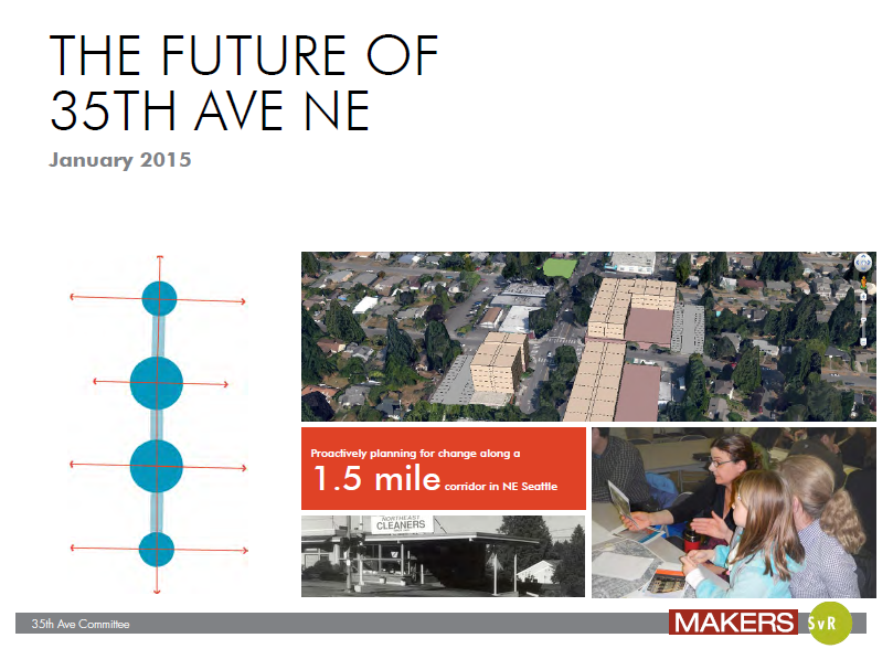 Future of 35th Ave NE Plan - Final Report