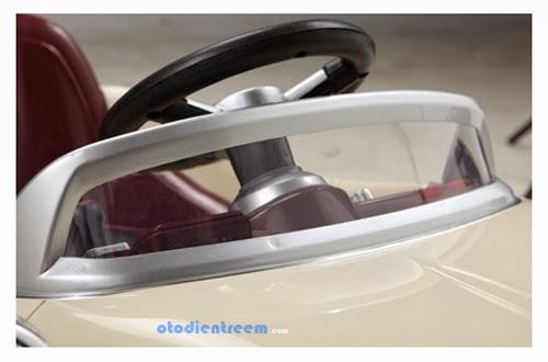Chi tiết xe ô tô điện trẻ em JE128 hình10