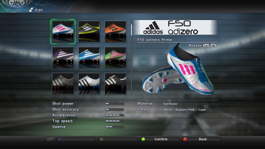 PES 11 FULL Download + crack + update OF + patch pesedit 1.7.1 4