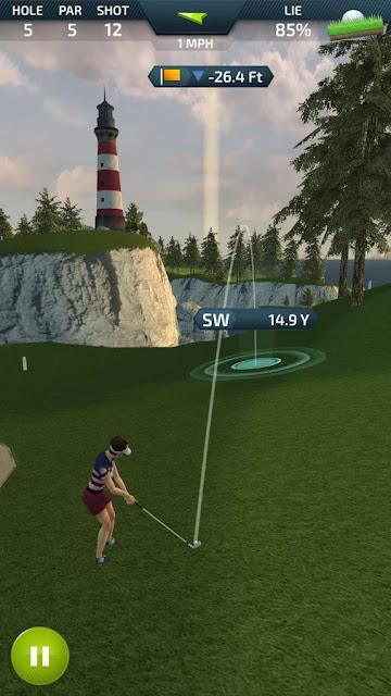 Pro Feel Golf Versi Terbaru