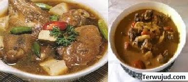 Ayam Bumbu Tongseng
