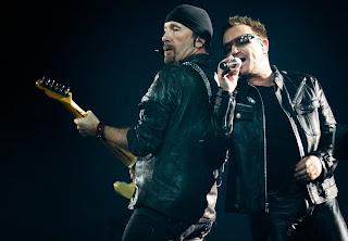 Agenda show U2 no Brasil 2014