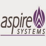 Aspire Systems Hiring Freshers 2015.