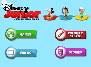 Play Disney Junior Games Online