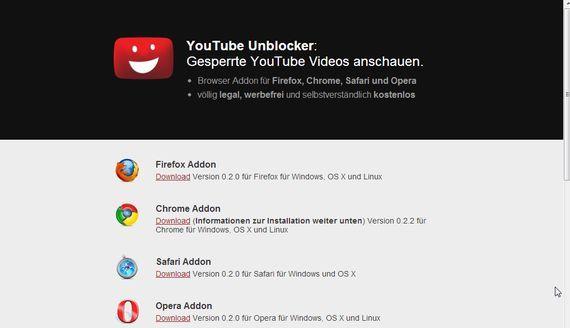 3 Herramientas para Desbloquear contenido de Youtube