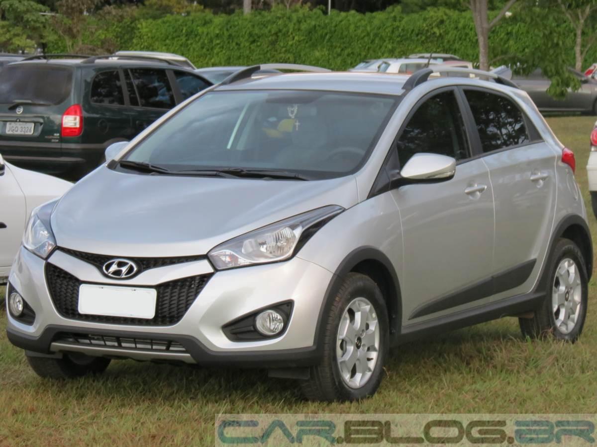 Hyundai Hb20 1.6 x VW Gol 1.6 16V