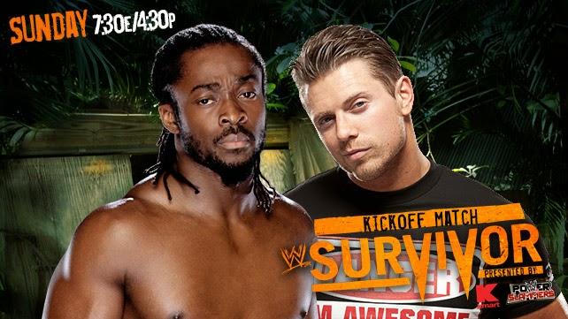 WWE+Survivor+Series+2013+-+Kick+Off+Match+(Pre-Show)+-+Kofi+Kingston
