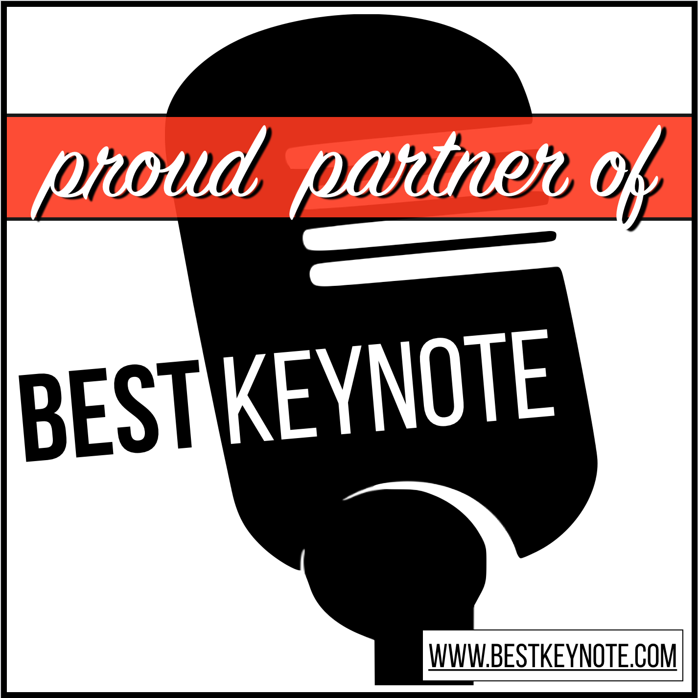 Proud Partner of Best Keynote