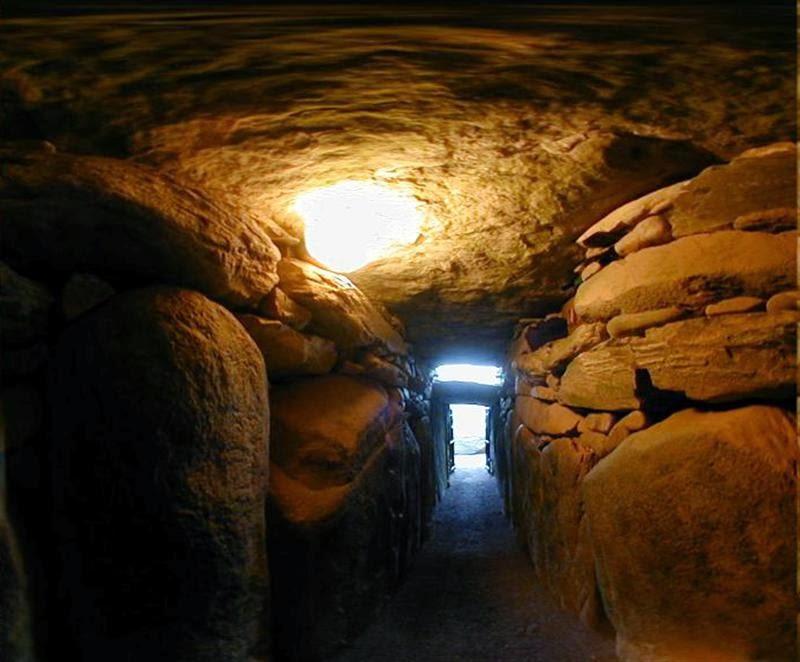 Solstizio d'inverno: l'origine della tradizione, Newgrange