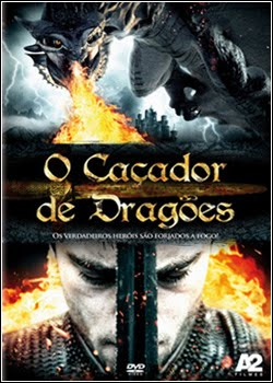 Download O Caçador de Dragões RMVB Dublado + AVI Dual Áudio   Baixar Torrent