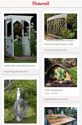 Garden Project Ideas on Pintrest