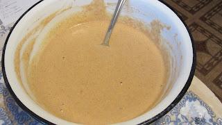 тесто для оладьев из тыквы