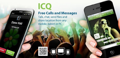 ICQ Free Calls and Messages