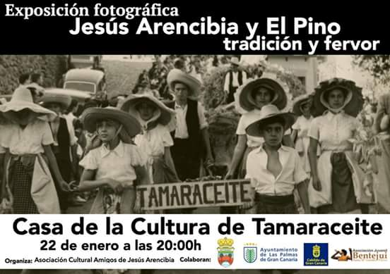 Exposición Fotográfica Jesús Arencibia y El Pino