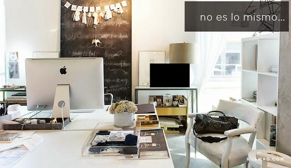 Despacho estudio decorar tu casa es for Decoracion estudios despachos